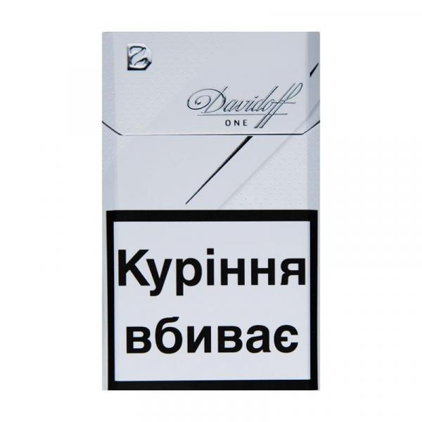 сигареты давидов one купить