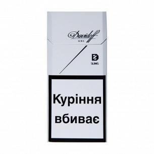 Сигареты Davidoff One Slims
