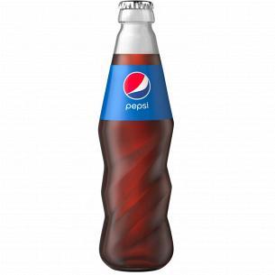 Pepsi 0,3л скляна бутилка
