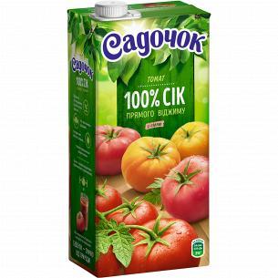Сок Садочок томатный...