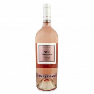 Вино Inkerman Розе рожеве сухе