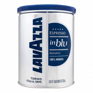 Кофе молотый Lavazza In Blu...