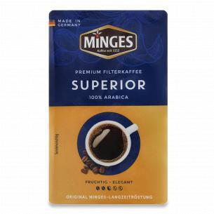 Кофе молотый Minges Superior