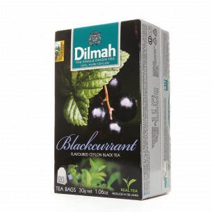 Чай чорний Dilmah з...