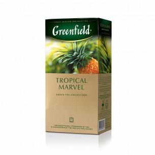 Чай зелений Greenfield...