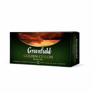 Чай Greenfield Золотий Цейлон