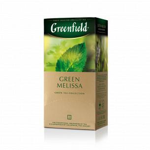 Чай Greenfield меліса