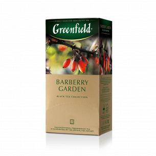 Чай Greenfield Barberry Garden
