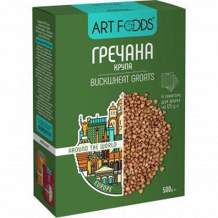 Крупа Art Foods гречневая