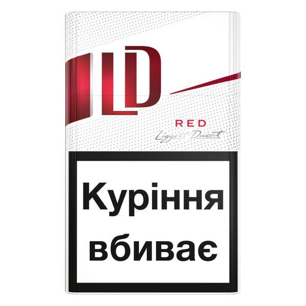 купить сигареты лд красное