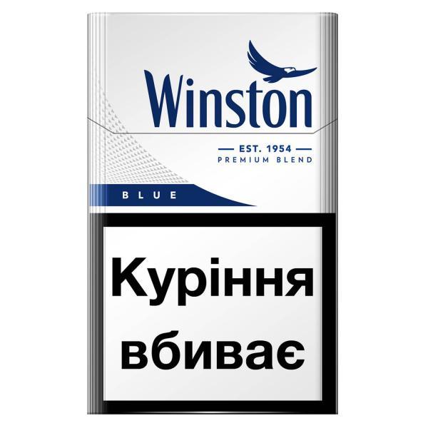 Табак для сигарет винстон купить магазин табачных изделий каталог