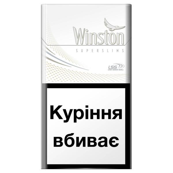купить сигареты винстон супер слим
