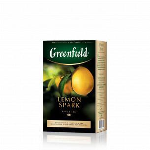 Чай черный Greenfield Lemon...