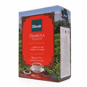 Чай черный Dilmah Dimbula...