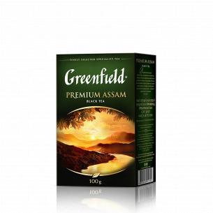 Чай черный Greenfield...