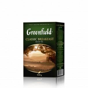 Чай Greenfield Classic...