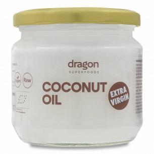 Масло кокосовое Dragon Superfood холодного отжима