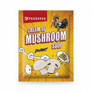 Крем-суп Podravka грибной...