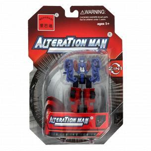 Трансформер-Робот D-001