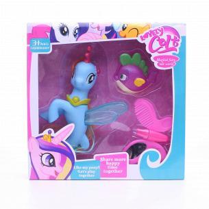 Набор игрушечный Пони и его...