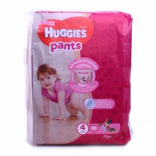 Подгузники-трусики Huggies...