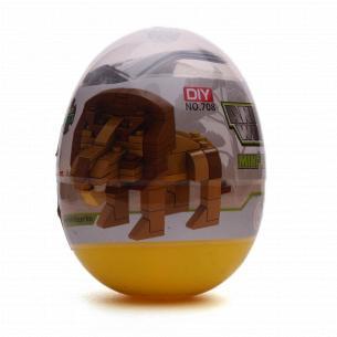 Конструктор Тварина в яйці