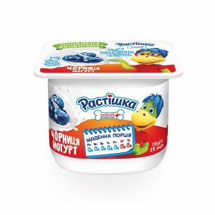 Йогурт Растишка черника 2%...
