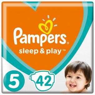 Підгузки Pampers Sleep &...