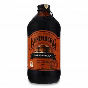 Напиток Bundaberg Sarsaparilla безалкогольный сильногазированный