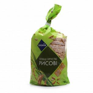 Хлебцы Премія рисовые