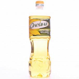 Масло подсолнечное Олейна...
