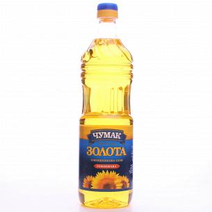 Олія соняшникова Чумак...
