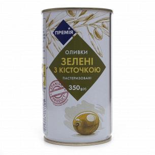 Оливки Премія зелені з...