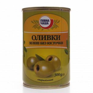 Оливки Повна Чаша зелені...