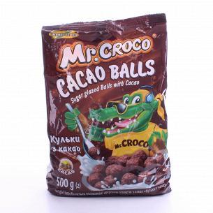 Кульки Mr.Croco з какао