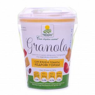 Гранола Терра сыр-вялен...