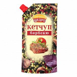 Кетчуп Щедро Барбекю д/п