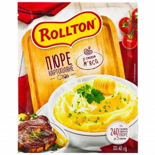 Пюре Rollton картофельное...