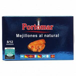 Мідії Portomar в розсолі