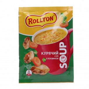 Суп Rollton куриный с...