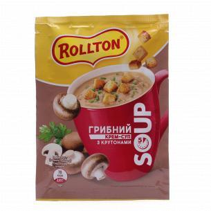 Крем-суп Rollton грибной с...
