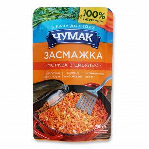 Зажарка Чумак морква з...