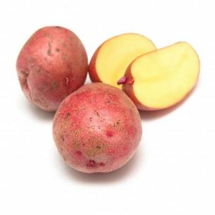 Картопля рожева