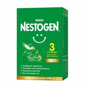 Смесь Nestogen 3 сухая молочная с лактобактериями L.Reuteri