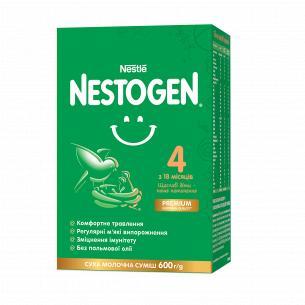 Смесь Nestogen 4 сухая молочная с лактобактериями L.Reuteri