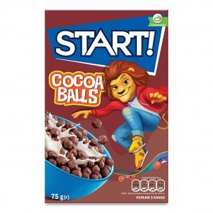 Шарики Start с какао