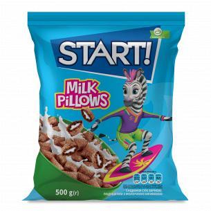Подушечки Start з молочною...