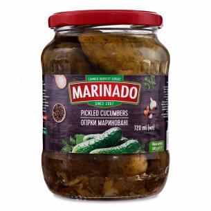 Огурцы Маринадо маринованные