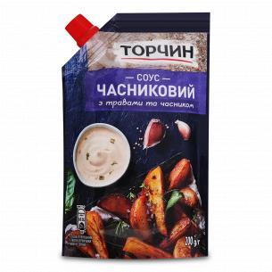 Соус Торчин продукт Чесночный
