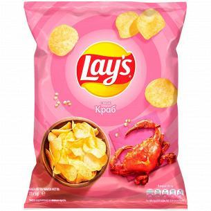 Чипси Lay`s картопляні зі...
